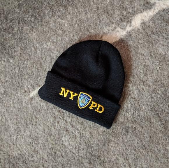 NYPD Beanie 🗽. M 5bde0b476a0bb7e58b81d694 36fa97c1ff2